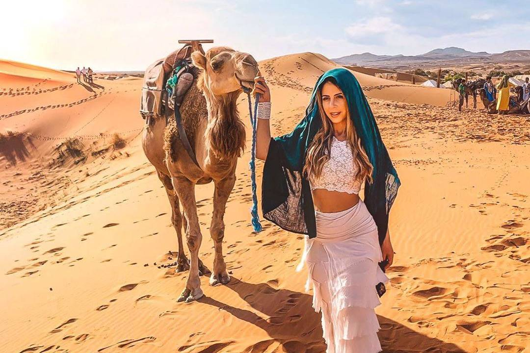 Travel to Morocco in December