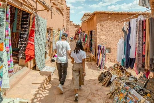 Trips to Morocco from USA.