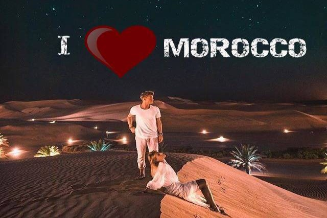 Is it safe for Americans to travel to Morocco (1)