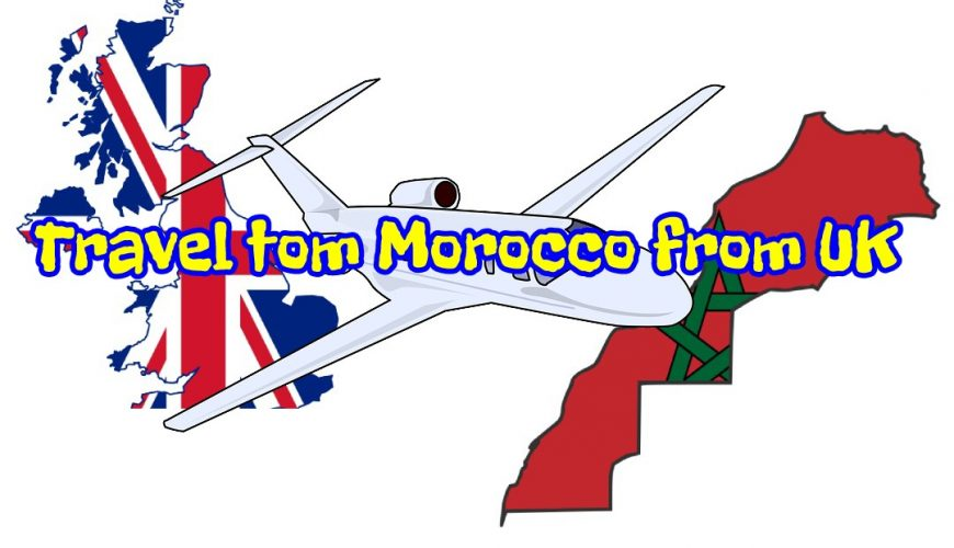 Travel to Morocco from UK