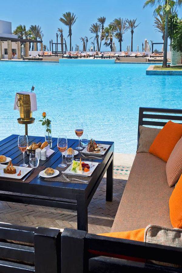 5 star hotel in Agadir all inclusive