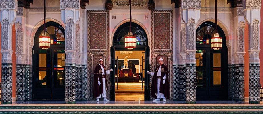 5 star hotel in Marrakech all inclusive