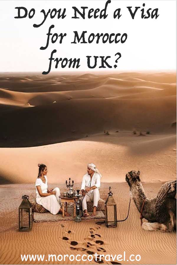 Do-you-need-a-visa-for-Morocco-from-UK-