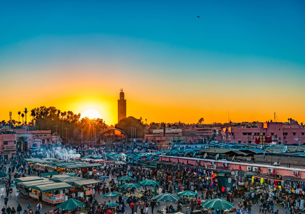 Day 6: Marrakech guided Tour