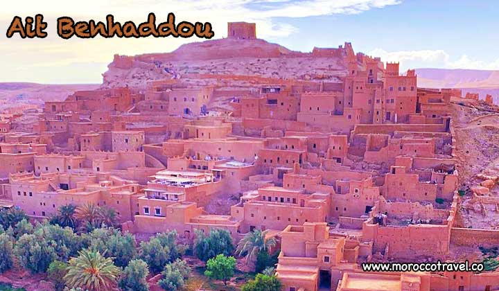 Day 9: Dades Valley, Ait Ben Haddou Kasbah, and Marrakesh