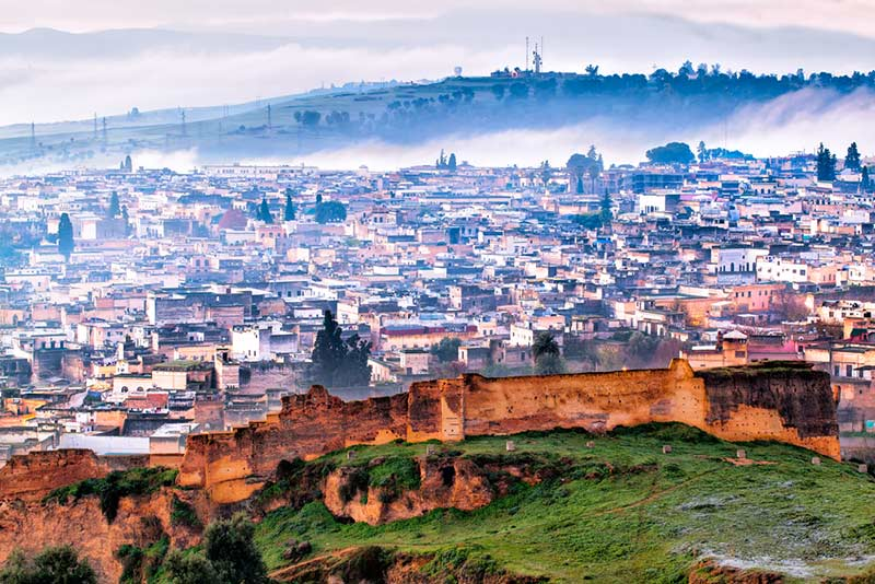 Days 5: Fes - Exploring the Imperial City and medieval Medina