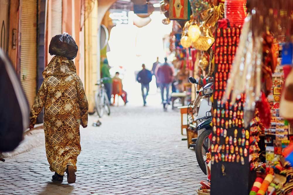 London to Marrakech Flights