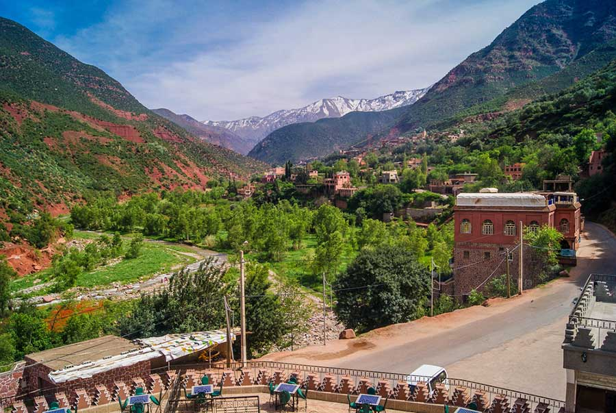 cheapest time to fly to morocco