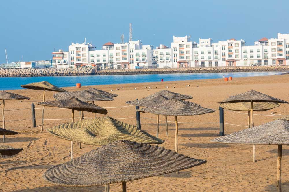 Day 10: a trip from Taroudant to Agadir and Essaouira
