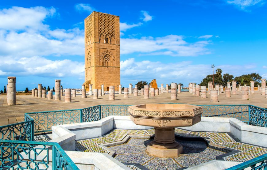 10 days tour from Casablanca Grand Morocco Tours