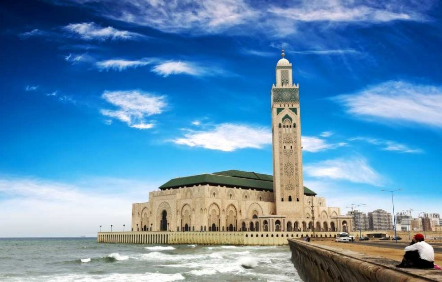 10 days tour from Casablanca