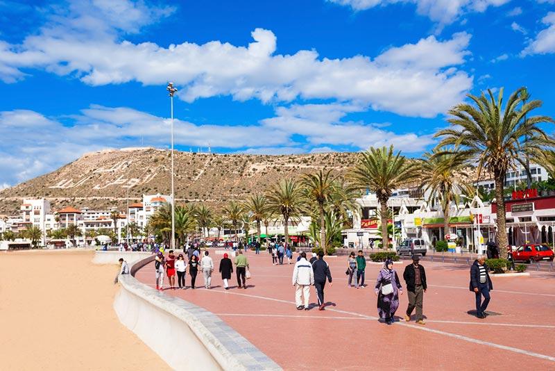 Jour 11: un voyage de Taroudant à Agadir et Essaouira