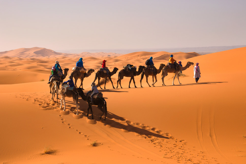 Morocco-itinerary-6-days-from-casablanca-1