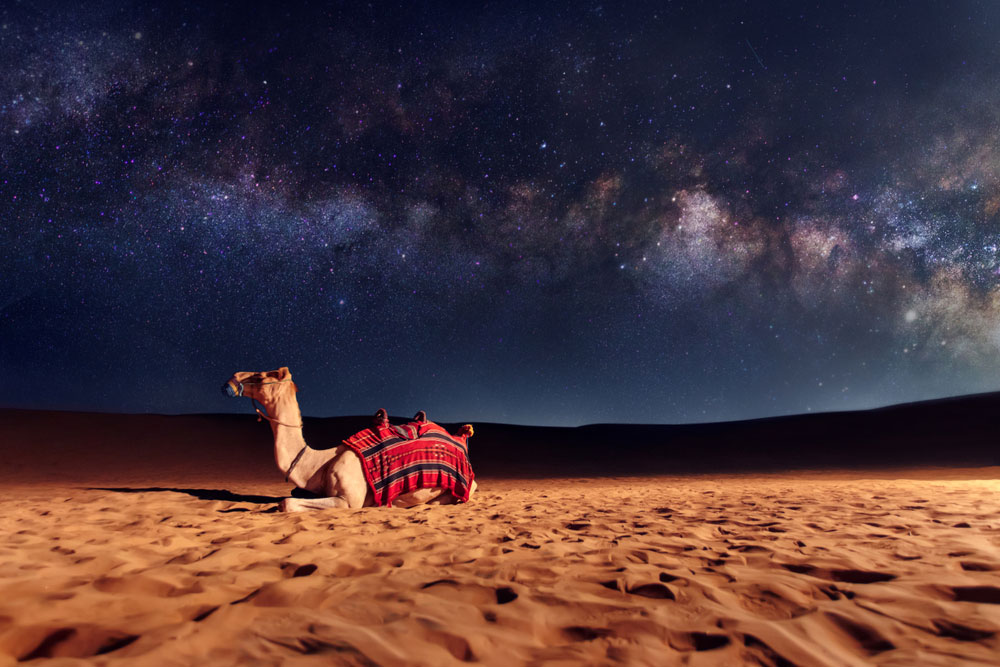 Stars-at-night-Merzouga