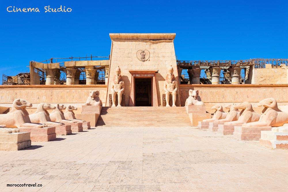 Jour 3: Du désert Marocain de Merzouga à Ouarzazate