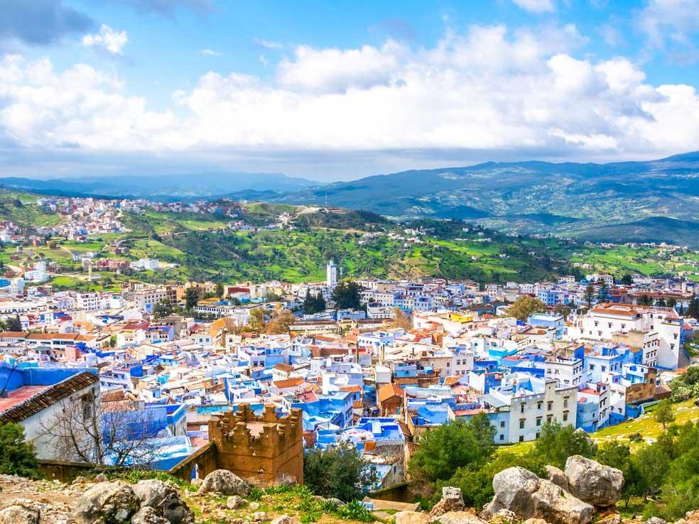 circuit maroc villes imperiales 15 jours