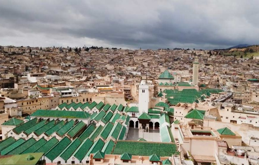 Day 7:Fez – Airport