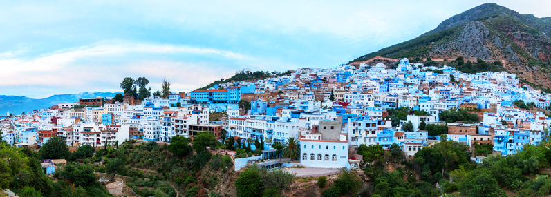 Flights from Boston to Morocco