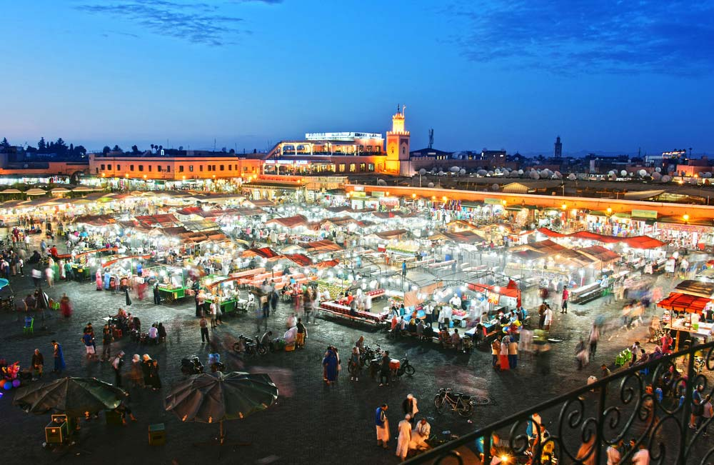 Flights-from-Barcelona-to-Morocco-Marrakech