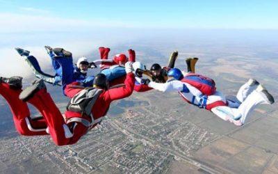 Beni Mella parachute